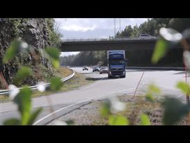 Volvo Trucks Takes the lead with tomorrow´s wireless road trains