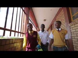 Johannesburg school receives record donation after Volvo Trucks eBay auction - unnarrated