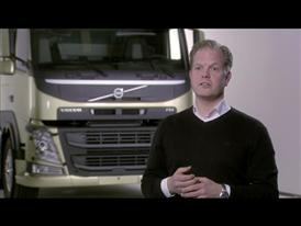 The new Volvo FM – the ideal all-round player in Volvo Trucks' model range-without narration
