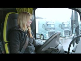 Ice Road Trucker's Lisa Kelly talks about the new Worldtrucker App