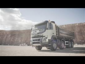 New Volvo FMX: Full summary of all new innovations