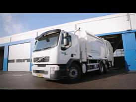 Volvo's electric hybrid as reliable as a diesel truck