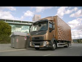 New Volvo FL – Running footage