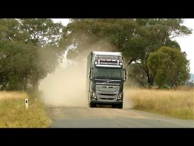 New Volvo FH: Taking on the tough Australian market