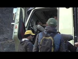 The Hamster Stunt: Seon Rogers, Precision Driver
