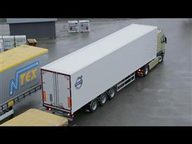 Volvo FM - Running Footage and VDS demonstration