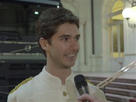 Interview: Ambrogio Adani, Valet in The Casino (UNEDITED)