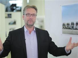 Rikard Orell, Design Director, Volvo Trucks