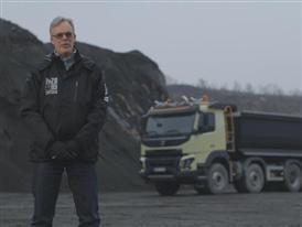 Short clip: Intervju Ricard Fritz, Vice President Volvo Trucks Brand