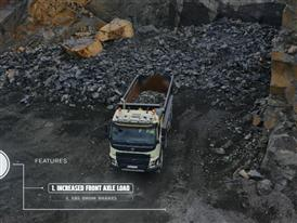 Volvo Trucks - Five new features for rough terrain