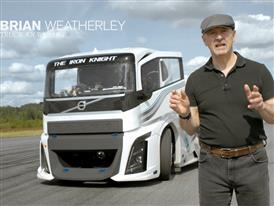 (Edited Package CLEAN): Volvo Trucks – The Iron Knight – The world's fastest truck
