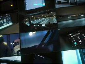 Volvo Trucks - Integrated system for services and infotainment