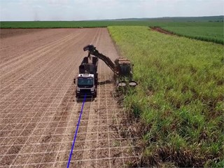 Volvo Trucks – Improving Productivity with Self-steering Sugar-cane Harvest Truck