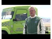 Volvo Trucks Mean Green Hybrid Truck World Speed
