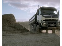 The new Volvo FMX: Robust, great to drive and tailor-made for construction - narrated