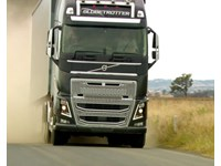 New Volvo FH: Taking on the tough Australian market - with narration