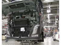 From steel into an ultra-modern Volvo FH in five days - no narration