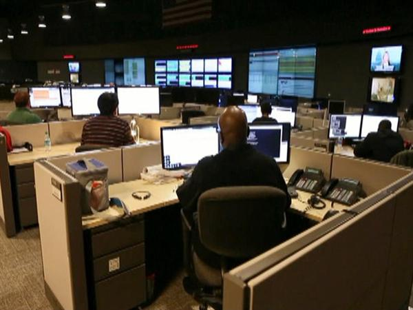 Verizon Network Operations Center