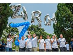 Zurich Celebrates its Grand Launch With a Guinness World Record