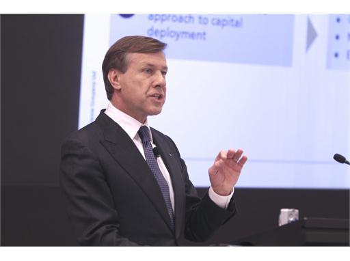 Investor Day 2012 - Martin Senn presenting