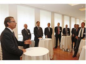 Daimler Award 2012: Entenmann speaking