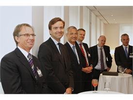 Daimler Award 2012: Entenmann, Schindewolf, Lehmann