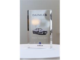 Daimler Award 2012: Insurer of the Year Award