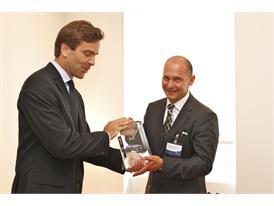 Daimler Award 2012: Schindewolf, Hürlimann