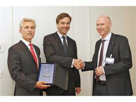Daimler Award 2012: Worm, Schindewolf, Willi