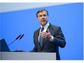 AGM 2013: CEO Martin Senn