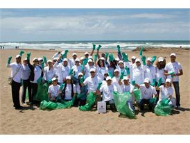 Beach Cleaning Morocco