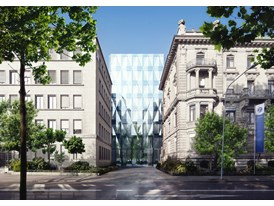 Redevelopment of Zurich's global headquarters