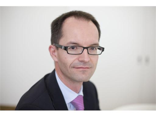 Andreas Hildenbrand, Group Head of Marketing & Communications