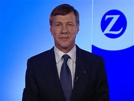 Martin Senn on Zurich's first quarter results, an excellent underwriting performance and growth