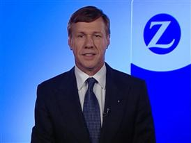 Martin Senn on Zurich's ongoing strategy