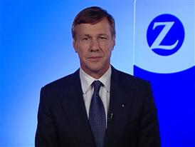Martin Senn on Zurich's strong position and the continuance to deliver.
