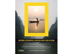 National Geographic Society Announces National Geographic Air and Water Conservation Fund with Support from Alibaba Group