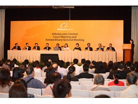 Alibaba.com Shareholder Meeting