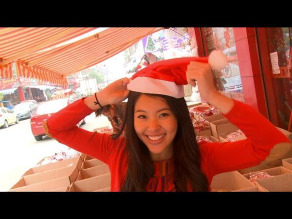 Santa's Workshop in Yiwu China