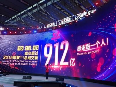 Alibaba 11.11 Global Shopping Festival: Broll handout