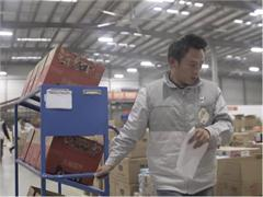 Broll Handout: Warehouses in China Prepare for 11.11