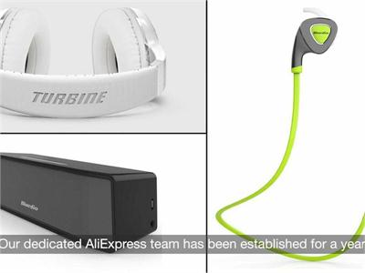 AliExpress Seller Profile: Bluedio Audio Accessories