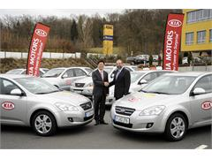 Kia Motors to Equip ADAC Motoring Safety Centers With Training Vehicles