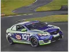 Kia Forte Koup to Enter 2010 GRAND-AM KONI Sports Car Challenge Series