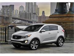 Kia Motors America Unveils All-New 2011 Sportage at New York International Auto Show