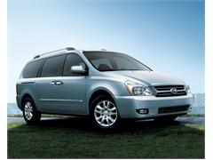 "Kia Sedona Named ""Best Minivan For The Money"" for 2011 by U.S. News and World Report"