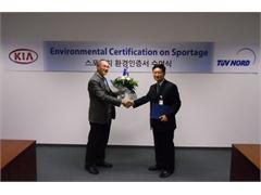 All-New Kia Sportage Receives ISO 14040 Environmental Certificate