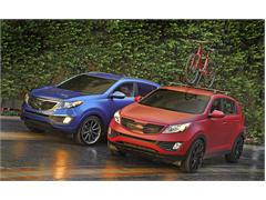 2011 Kia Sportage Concepts Work Hard and Play Hard at SEMA Show