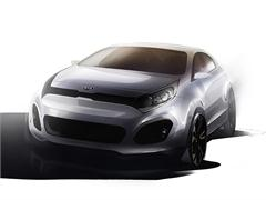 Next Generation Rio Marks Next Big Step in Kia's Design Revolution