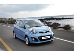 Four super-efficient engines for next generation Kia Picanto
